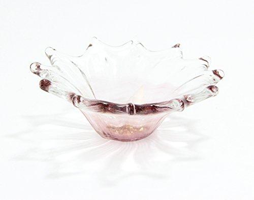 Platillo cuenco reproducción original de cristal de murano, fabricado en Italia.