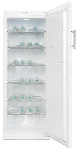 Exquisit GKS31-V-H-280F - Frigorífico para bebidas (308 L), color blanco
