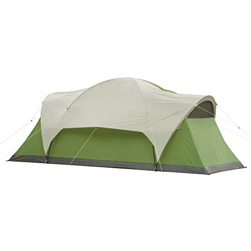 31IsKQJEPFL - Coleman 8-Person Tent for Camping | Montana Tent with Easy Setup