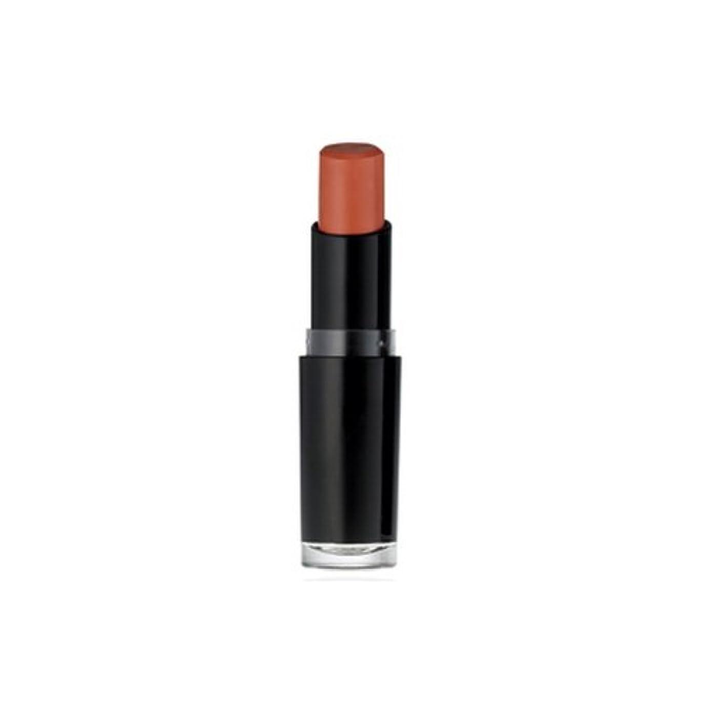 ジャンルかき混ぜるボスWET N WILD Mega Last Matte Lip Cover - Just Peachy (並行輸入品)