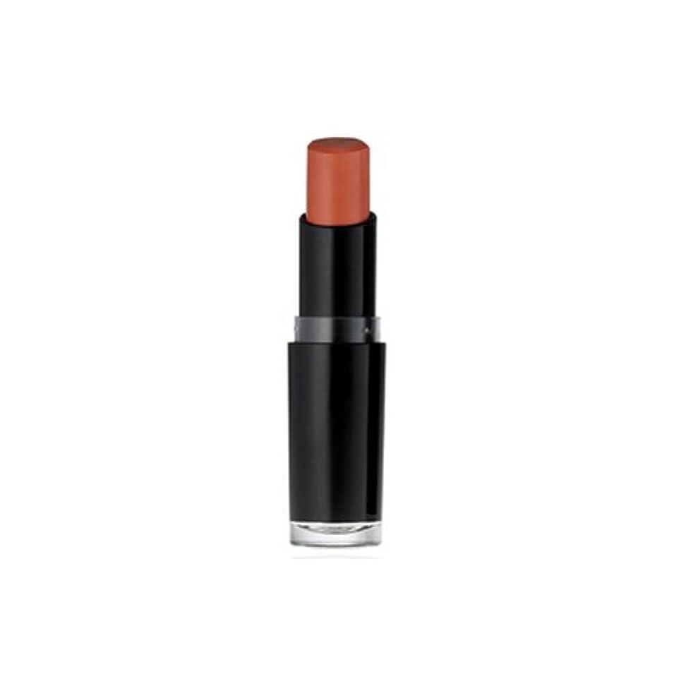 実験をするすべき失業WET N WILD Mega Last Matte Lip Cover - Just Peachy (並行輸入品)