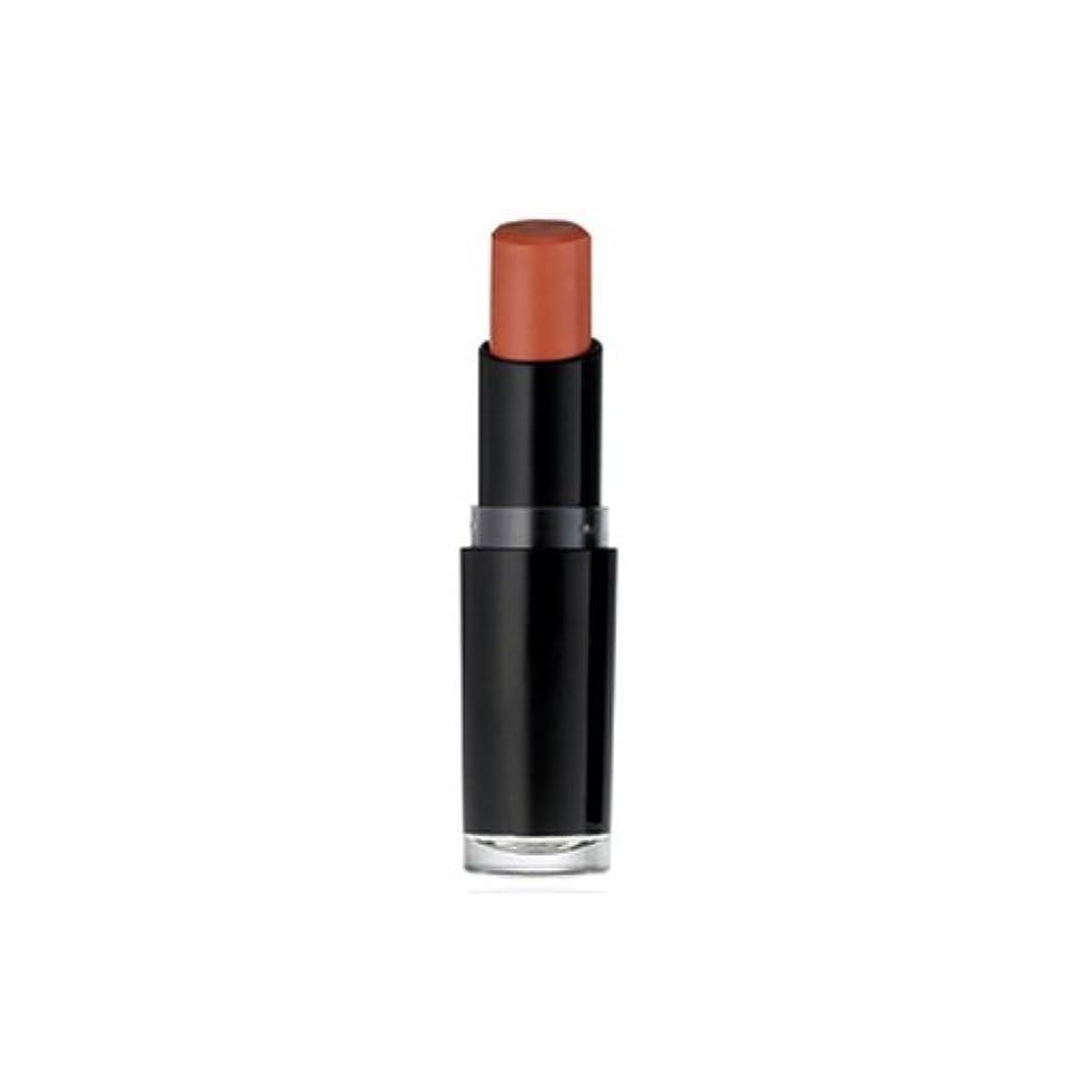 違反支店バウンス(6 Pack) WET N WILD Mega Last Matte Lip Cover - Just Peachy (並行輸入品)