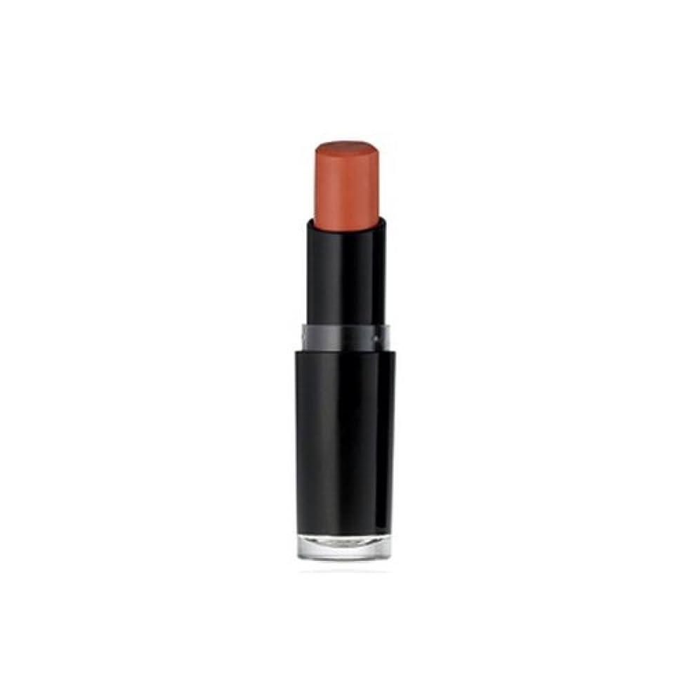アクティビティ暗殺する私たち自身(6 Pack) WET N WILD Mega Last Matte Lip Cover - Just Peachy (並行輸入品)