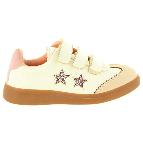 Sportschuhe für Mädchen CHIKA10 Puzzle 01 Blanco Schuhgröße 34