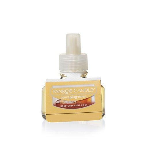 Yankee Candle Honeycrisp Apple Cider Scent Plug Refill, Fruit Scent