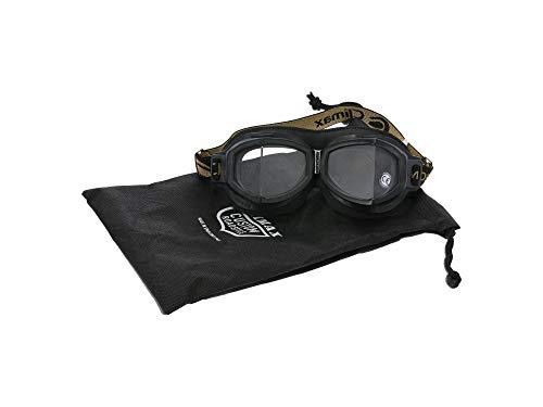 Climax Motorrad-Brille