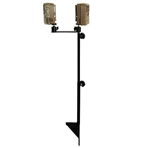 Muddy MTCA-TCS03 Dual Camera Ground, Black, One Size