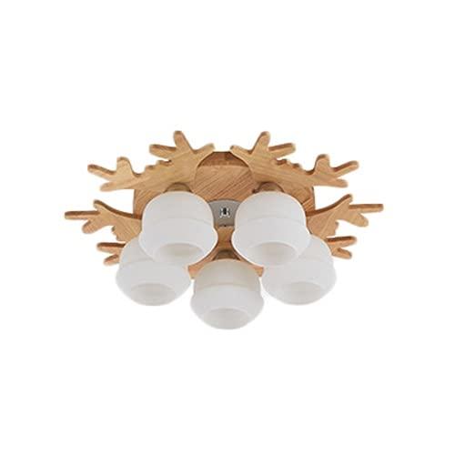 Lámpara de techo de la lámpara de la sala de estar moderna de la lámpara de la sala de estar sencilla moderna de la lámpara colgante de la lámpara sólida creativa colgante de la iluminación de la ilum