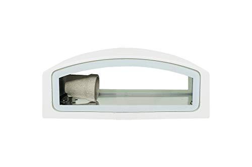 BES 24556 buitenlamp, wit, 2-weg, wandlamp, plafondlamp, E27