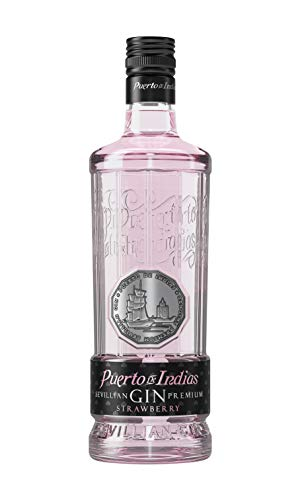 Gin Puerto de Indias Strawberry 70 cl
