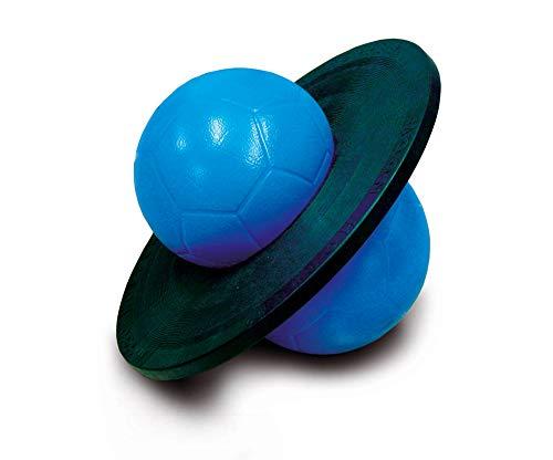 TOGU 0 Hüpfball Moonhopper Sport, blau/schwarz, ca. 40 x 30 cm