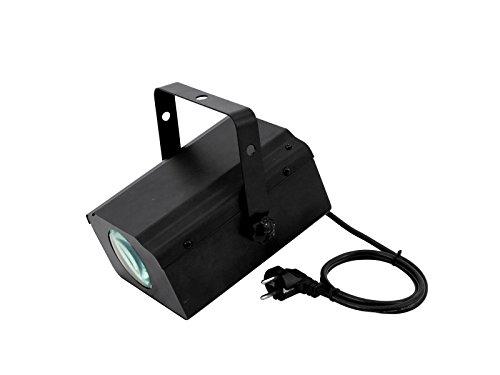 Eurolite LED FE-19 Flowereffect | lichteffect voor uw feestruimte | straleneffect met ingebouwde microfoon voor het regelen van muziek
