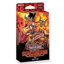 Yugioh - Soul Burner Structure Deck - 1 Deck - Deutsch