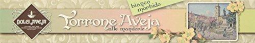 Dolci Aveja - Torrone Bianco Tenero Alle Mandorle - 2 Pezzi da 180 gr