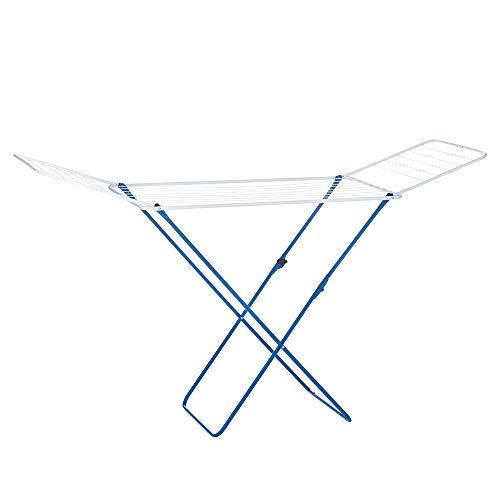 Home Styles Wäscheständer 18 Meter XXL Version Wäsche Trockner Ständer Wäschetrockner Flügelwäscheständer klappbar Wäscheleine