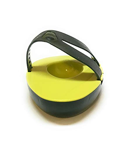 West Ox Avocado Saver & Holder with Rubber Strap to Secure Your Food & Keep it Fresh