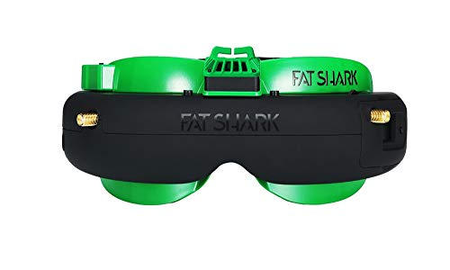 Find Bargain 2019 Latest Version! Fat Shark Attitude V5 FSV1049 OLED FPV Goggles Fatshark Headset with DVR and 5.8Ghz Dual Receiver FANCYWING