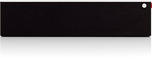 Libratone LOUNGE Wireless Lautsprecher Soundbar (360° FullRoom Sound, AirPlay, DLNA, PlayDirect) Blueberry Black