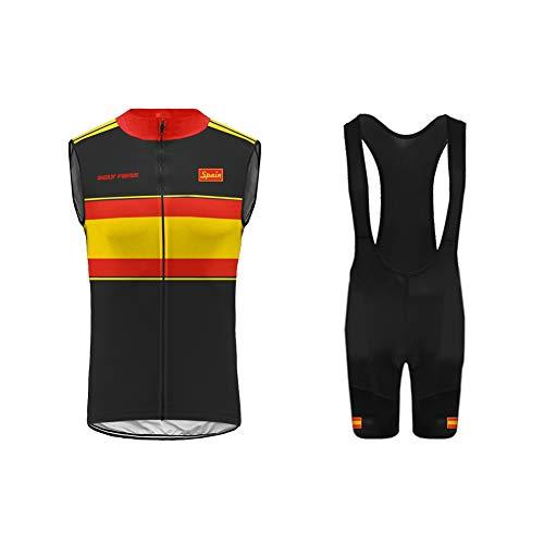 Uglyfrog MTB Maillot Ciclismo Hombre Verano Respirable Secado Rápido Camisa de Sin...