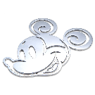 Aluminum Mickey Mouse Trivet | shopDisney