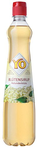 YO Fruchtsirup - Holunderblüte - 0,70 l