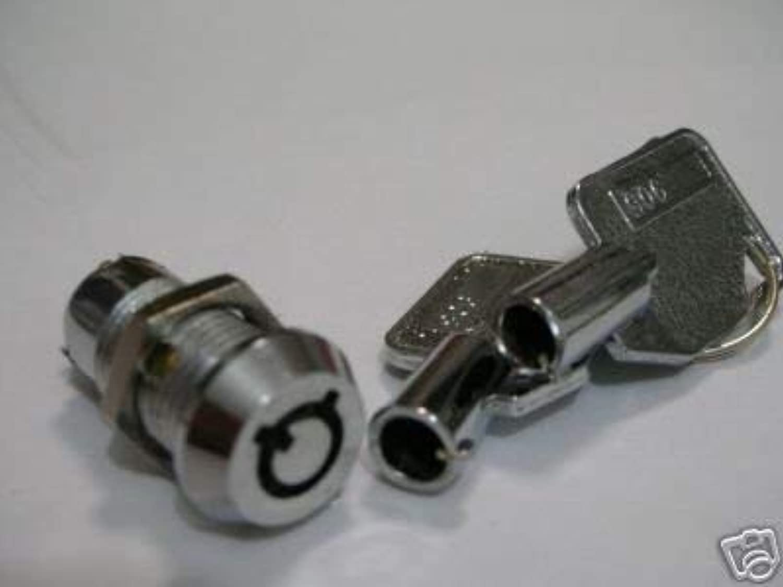 Power OffOn Key Lock Keyed Ignition Switch LS1