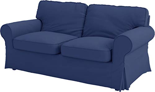The Ektorp Two Seater Sofa Bed Cover Replacement is Made C...