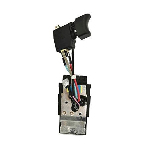 SNOWINSPRING Reemplazo de Interruptor de 21,6 V para Hilti SF22-A SIW22T-A SF10W-A22 SFC-22A SF22A SIW22TA SF10WA22 SF6A22