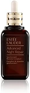 Estee Lauder | Advanced Night Repair Synchronized Recovery Complex II | Serum | Oil Free | For All Skin Types | Dermatologist Tested | 3.4 oz