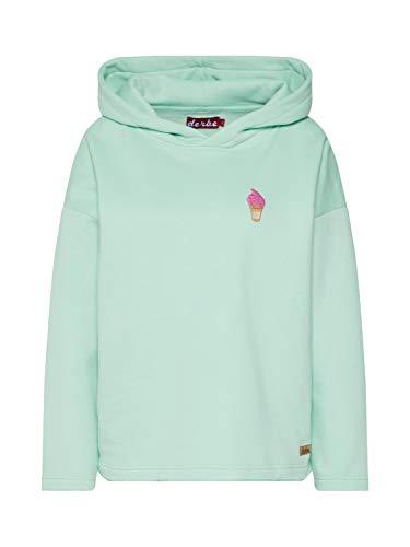 derbe Damen Sweatshirt Ice Sweat Mint M