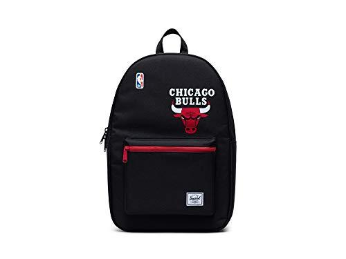 Herschel Settlement NBA Chicago Bulls Rucksack Unisex Schwarz Ohne Größen