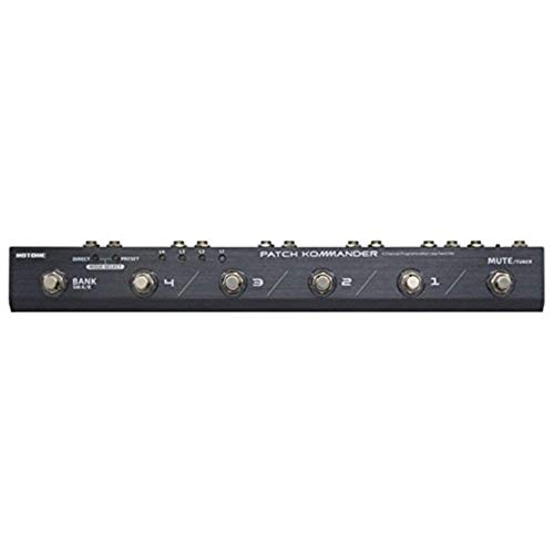 Hotone Patch Kommander 4-Channel Programmable Effects Loop Switcher