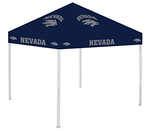 Rivalry NCAA Nevada Wolf Pack Canopy