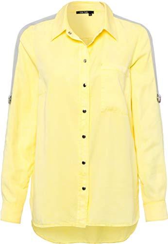 Marc Aurel Damen Bluse Größe 34 EU Gelb (gelb)
