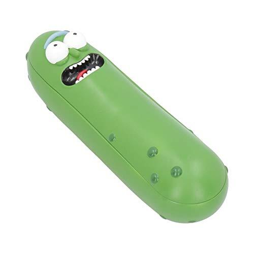Nemesis Now B4362M8 Pickle Rick Box 21cm Green, Resin