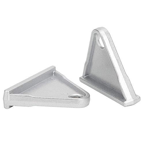 Raccordi per ganci mobili 4 pezzi per parti della stampante 3D fai-da-te profilo in alluminio serie 4040