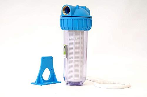 """A-CLASS 10\"""" Wasserfilter Vorfilter Schmutzfilter Pumpen Hauswasserwerke 4000 L/h 3/4\"""" Zoll"""
