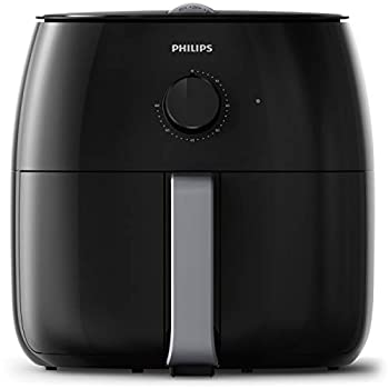 Philips Premium Airfryer XXL with Fat Removal Technology Black HD9630/98