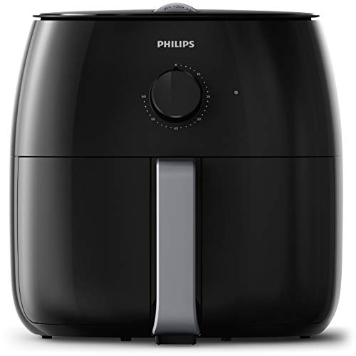 Philips Premium Airfryer XXL with Fat Removal Technology, Black, HD9630/98