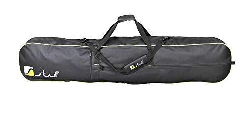 Stuf Snowboard Bag schwarz-Weiss-grün