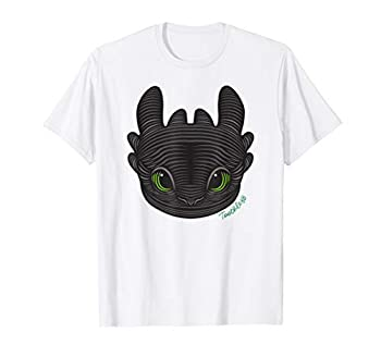 toothless t shirt