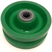 V-Groove Wheel Solid Polyurethane 5