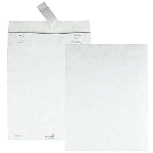 Quality Park TYVEK and Tear-Resistant Envelopes (QUAR1582)