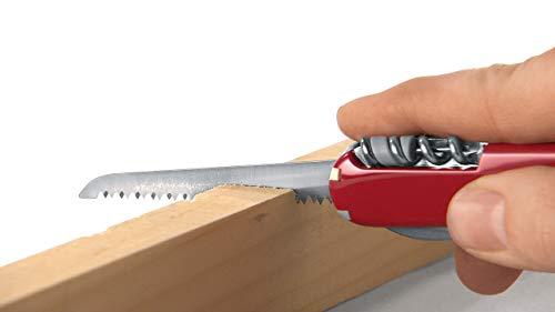 Victorinox Huntsman Swiss Army Knife Red Blister 6