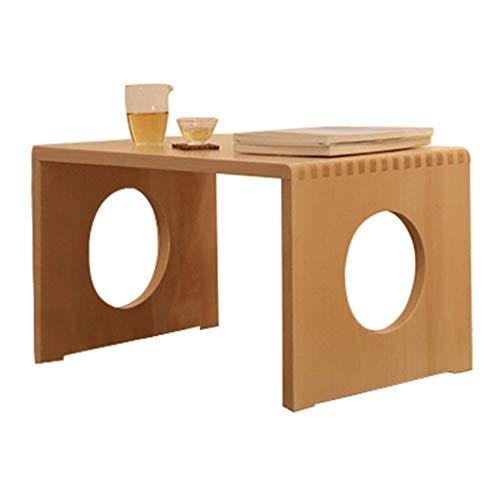 ADSE Tables Basses Fenêtre Petite Table Tatami Table de lit Simple Table Zen Meubles Tables, Table à thé