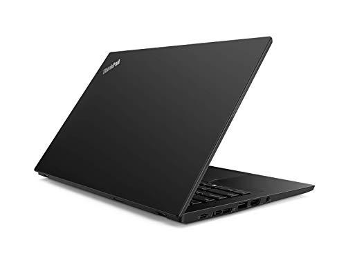 Lenovo ThinkPad X280 (12 Zoll / FHD) Laptop - Intel Core i5 (8.Gen), 8GB RAM, 1TB SSD, HDMI, USB-C, Webcam, beleuchtete Tastatur, Windows 10 Pro (Generalüberholt)