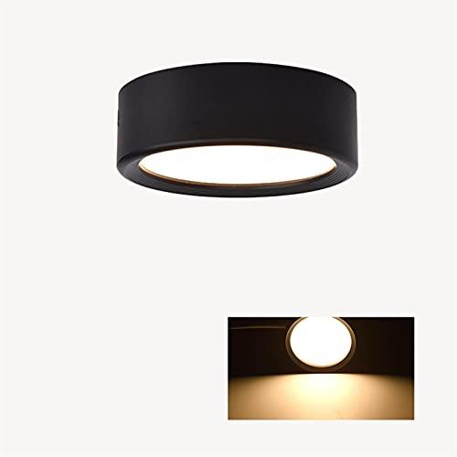 Vinteen Downlight Montado en la superficie LED Pequeño techo Lámpara de techo Foco de foco de foco de balcón Balcón Luces de pasillo Luces de pasillo Ronda Sencillez Luces de ojo de toro 3W, 7W, 12W L