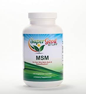 Top 10 Msm Nutritional Supplements of 2019 - Reviews Coach