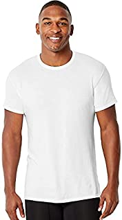 Hanes Men's CFFCW4ASTL 4 T-Shirts, Multicolour (Assorted)
