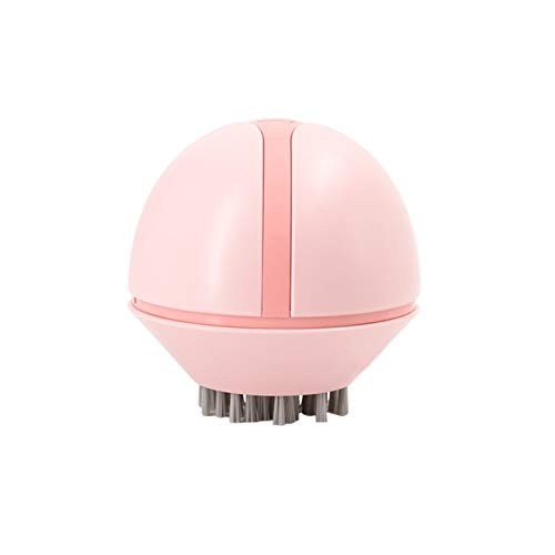 Aspirateur D aspirateur De Bureau Électrique Sans Fil USB Mini Office Nettoyant Portable Aspirateur Portable Computer Cleaning & Repair (Color : Pink)